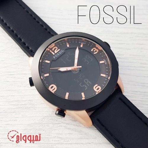 ساعت مچی اسپرت فسیل | FOSSIL